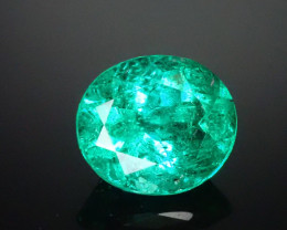 2.24ct Colombian Emerald No Treatment