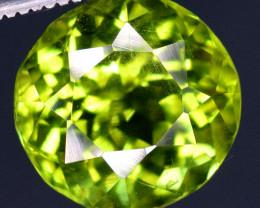 5 carats  Loupe clean  Peridot Gemstone from pakistan