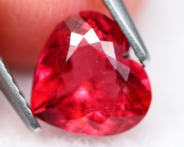 1.53Ct Rubellite Tourmaline Natural Red Color A2004