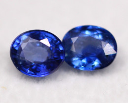 Sapphire 1.66Ct Natural Royal Blue Color A271