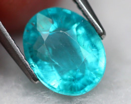 Apatite 2.14Ct Natural  Paraiba Color A286