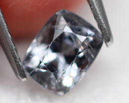Spinel1.22Ct Natural  Titanium Blue Color A287