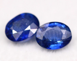 Sapphire1.55Ct Natural  Royal Blue Color A288