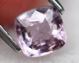 Spinel 0.99Ct Natural Purpish Pink Color A289