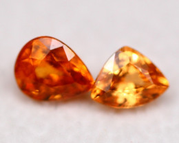 Spessertite1.53Ct Natural Fanta Color Spessertite A290