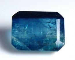 9.55 Cts Beautiful, Superb  Blue Tourmaline Gemstone