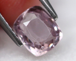 Spinel 1.26Ct Natural Purpish Pink Color A291