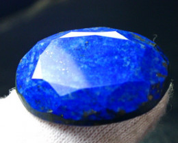 45 CT Natural lapis  lazuli  GemStone Special Shape