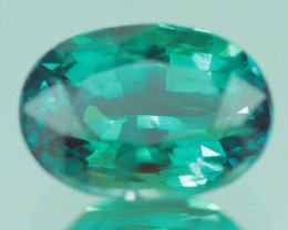 0.92 CT GIA Certified Alexandrite Gemstone !!! Extremely rare Gem