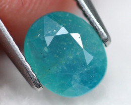 Grandidierite0.94 Ct Natural Rare Gemstones A309