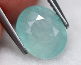 Grandidierite 1.84Ct Natural Rare Gemstones A310