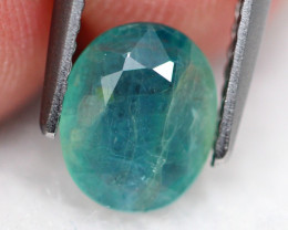 Grandidierite 0.94Ct Natural Rare Gemstones A311