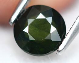 Sapphire 1.23Ct Australian Natural Green Sapphire A321