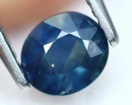 Sapphire 1.04Ct Australian Natural Blue Sapphire A629