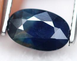 Sapphire 1.24Ct Australian Natural Blue Sapphire A323