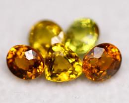Mali Garnet 2.64Ct Natural Untreated Color A627
