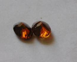 Mexican Fire Opal Gemstone with an enchanting Roaring Fire display