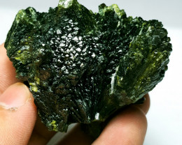 Amazing huge unique shape tree  Epidote cluster specimen 595Cts-Pak