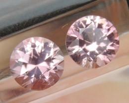1.47cts Pink Tourmaline, Untreated