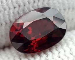 1.80CT RHODOLITE GARNET  BEST QUALITY GEMSTONE IIGC31