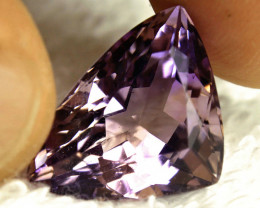 16.67 Carat Bolivian Trillion Cut Ametrine - Gorgeous