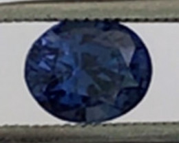 Certified Royal Blue Unheated and Untreated Ceylon Sapphire - G73