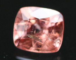 Spinel 1.76Ct Natural  Orage Color A379