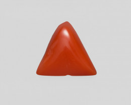 Coral, 3.51ct - Mined in Italy | Certified by IGI