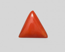 Coral, 2.96ct - Mined in Italy | Certified by IGI