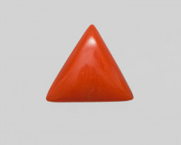 Coral, 3.64ct - Mined in Italy | Certified by IGI