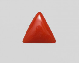 Coral, 3.73ct - Mined in Italy | Certified by IGI
