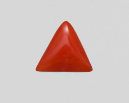 Coral, 3.81ct - Mined in Italy | Certified by IGI