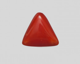 Coral, 3.80ct - Mined in Italy | Certified by IGI