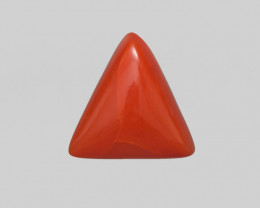 Coral, 3.02ct - Mined in Italy | Certified by IGI