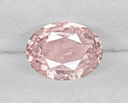 Padparadscha Sapphire, 1.22ct - Mined in Sri Lanka | Certified by GRS