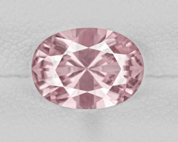 Padparadscha Sapphire, 1.18ct - Mined in Madagascar | Certified by GIA