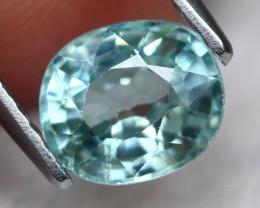 1.85Ct Parti Sapphire Natural Color A2201