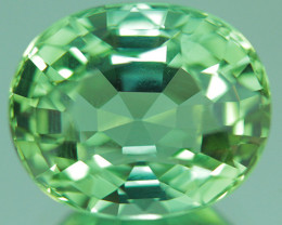 8.94 CT AIG CERTIFIED  Copper Bearing Mozambique Paraiba Tourmaline-PR401