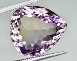 14.47 Crt Natural Ametrine Faceted Gemstone.( AG 83)
