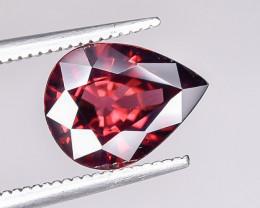 2.85 Crt Natural Rhodolite Garnet Faceted Gemstone.( AG 83)