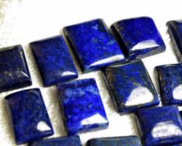 540.0 Tcw. Lapis Lazuli Cabochons - Gorgeous