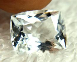 4.75 Carat Himalayan Silver Blue VS Aquamarine - Gorgeous
