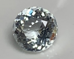 ⭐2.54ct Ice Blue Natural Aquamarine No Reserve! (lovely)