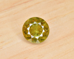 Natural Color Changing Chrome Sphene 1.60 Cts from Skardu, Pakistan
