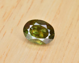 Natural Color Changing Chrome Sphene 1.94 Cts from Skardu, Pakistan