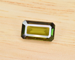Natural Color Changing Chrome Sphene 2.60 Cts from Skardu, Pakistan