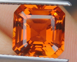 3.58cts Rare Color Top Citrine