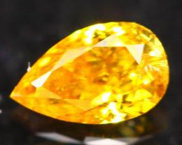 Diamond 0.13Ct Untreated Fancy Diamond Auction GC295