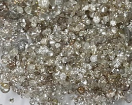 7.36ct  Diamond parcel, 100% Natural Untreated