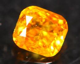 Diamond 0.11Ct Untreated Fancy Diamond Auction GC305